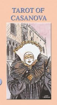 Papel Casanova ( Libro + Cartas ) Tarot