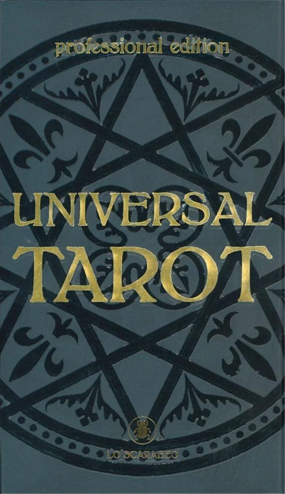 Papel Universal Tarot (Libro + Cartas)