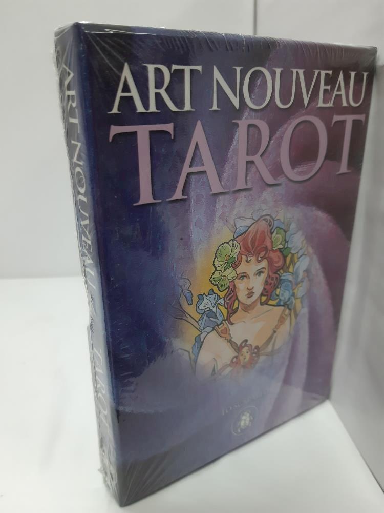 Papel Tarot Art Nouveau (Libro + Cartas)