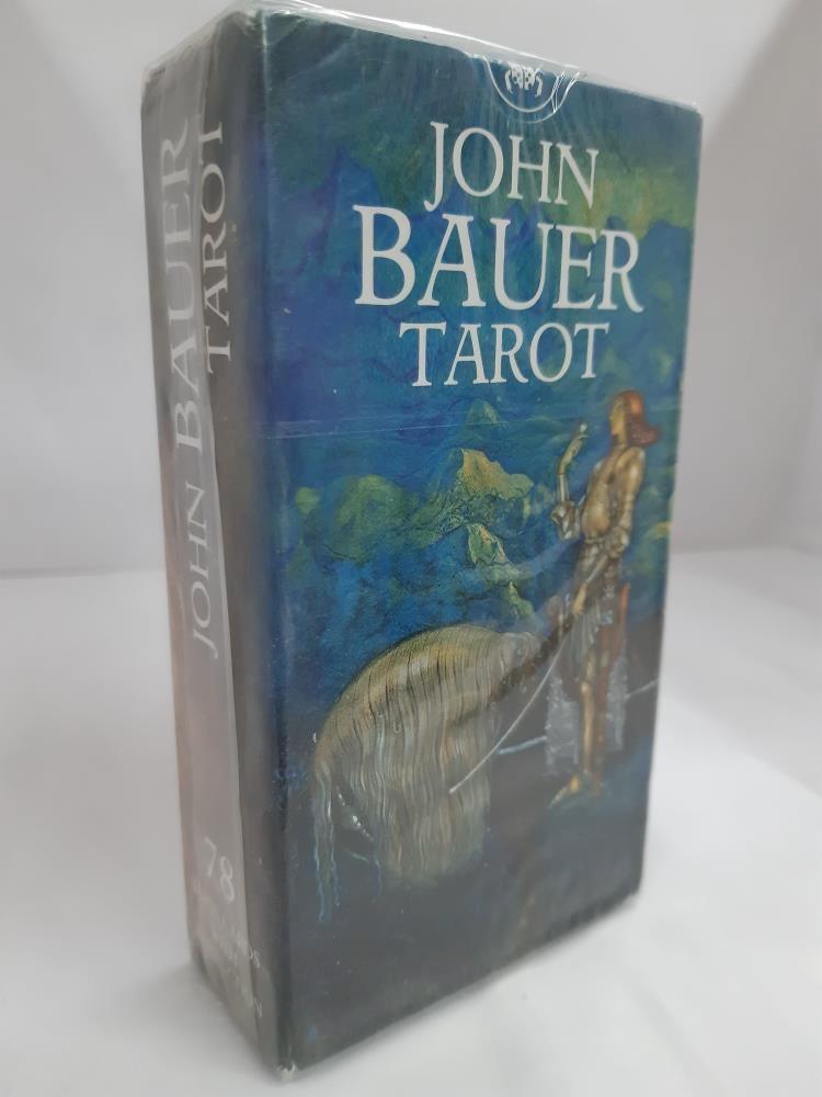Papel John Bauer Tarot (Libro + Cartas)