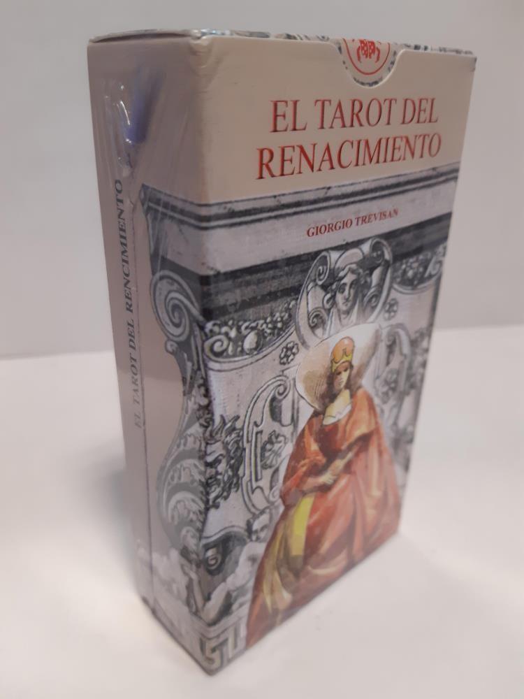 Papel Del Renacimiento (Libro + Cartas) Tarot