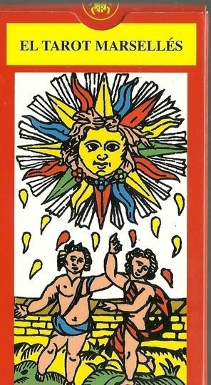 Papel Marseilles (Libro + Cartas) Tarot