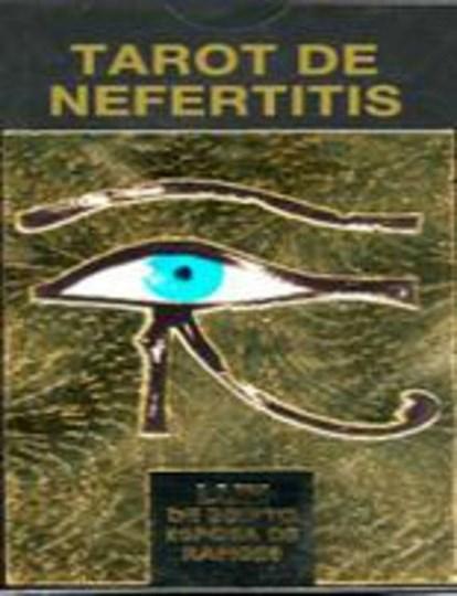 Papel Tarot De Nefertitis