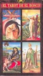 Papel De El Bosco (Libro + Cartas) Tarot