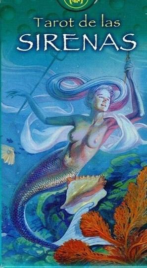 Papel De Las Sirenas (Libro + Cartas) Tarot