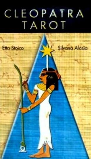 Papel Cleopatra (Libro + Cartas) Tarot