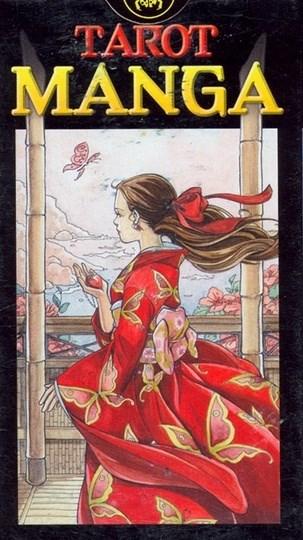 Papel Tarot Manga