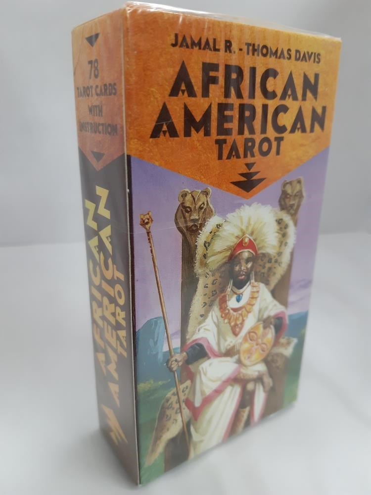 Papel African American Tarot