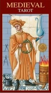 Papel Medieval (Libro + Cartas) Tarot