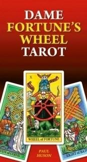 Papel De La Rueda De La Señora Fortuna (Libro + Cartas) Tarot