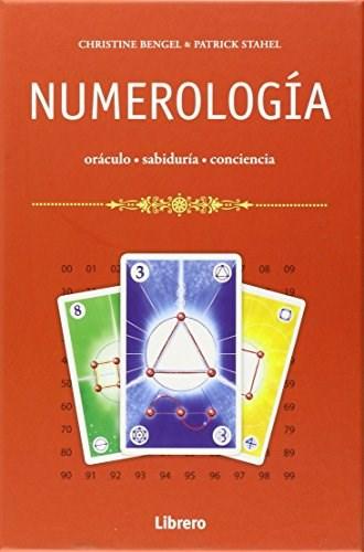 Papel Numerologia (Caja Libro + Cartas)