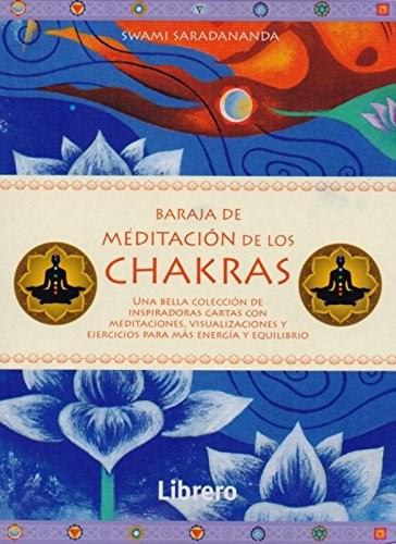 Papel Baraja De Meditacion De Los Chakras