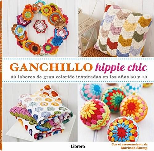 Papel Ganchillo Hippie Chic