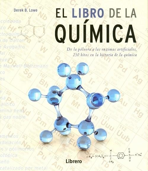 Papel Libro De La Quimica El