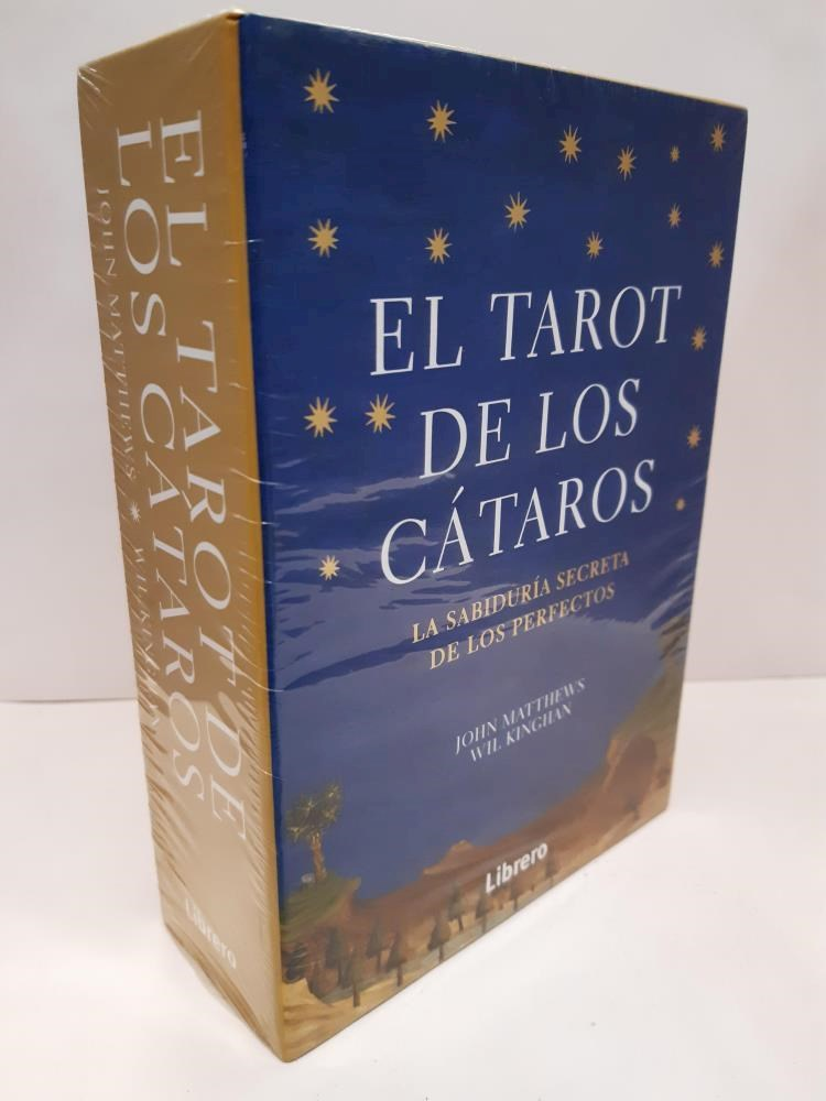 Papel De Los Cataros ( Libro + Cartas ) Tarot