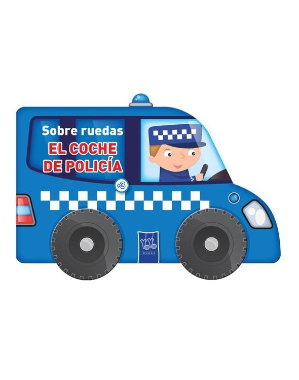 Papel Sobre Ruedas Coche De Policia