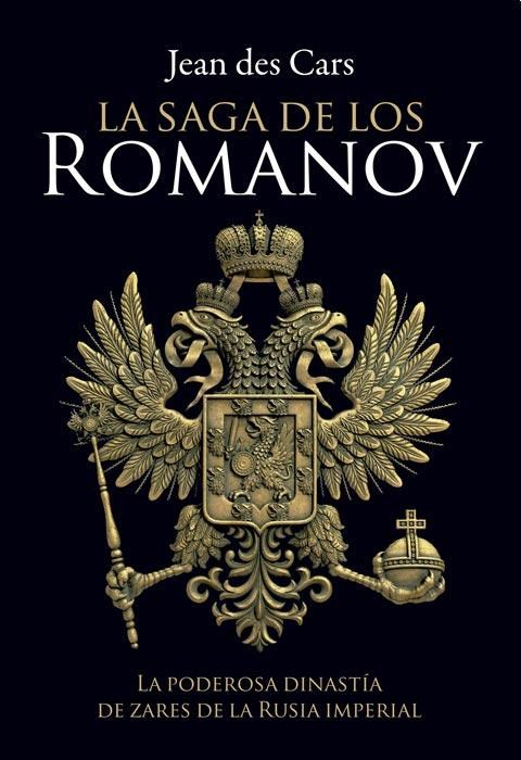 Papel Saga De Los Romanov, La