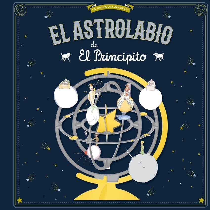 Papel Astrolabio De El Principito , El