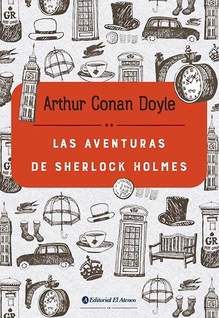 Papel Aventuras De Sherlock Holmes , Las