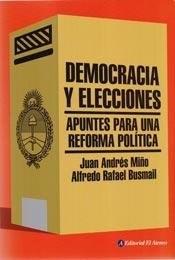 Papel Democracia Y Elecciones