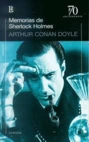 Papel Memorias De Sherlock Holmes