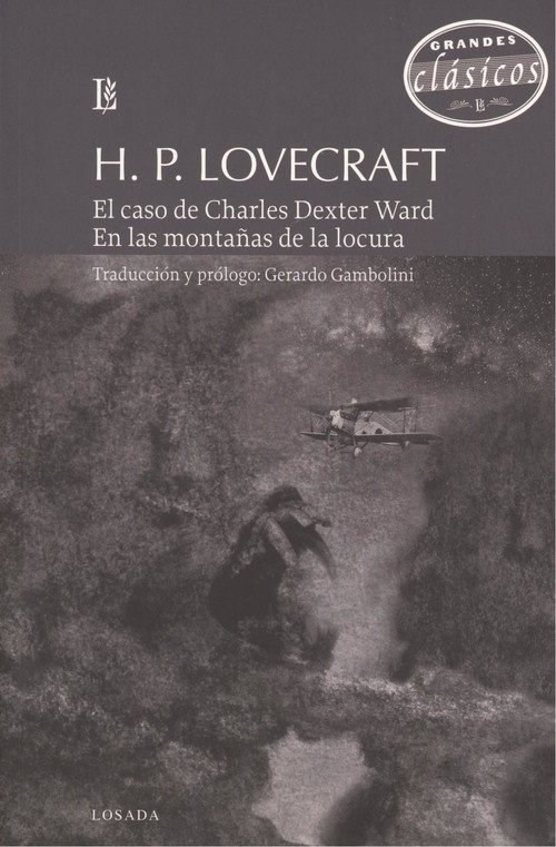 Papel Caso De Charles Dexter Ward, En Las Montañas De La Locura, El
