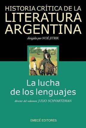 Papel Historia Critica De La Literatura Argentina T.2