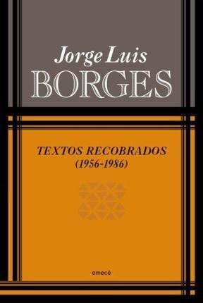 Papel Textos Recobrados 1956 1986 Nueva Edicion
