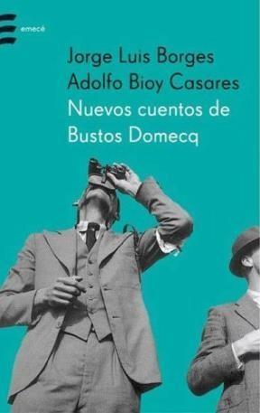 Papel Nuevos Cuentos De Bustos Domecq