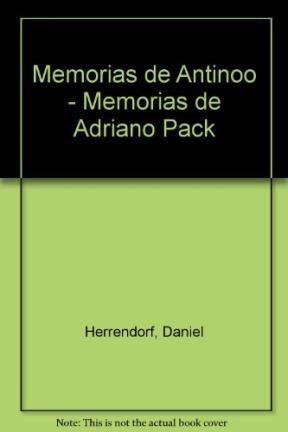 Papel Memorias De Antinoo + Memorias De Adriano
