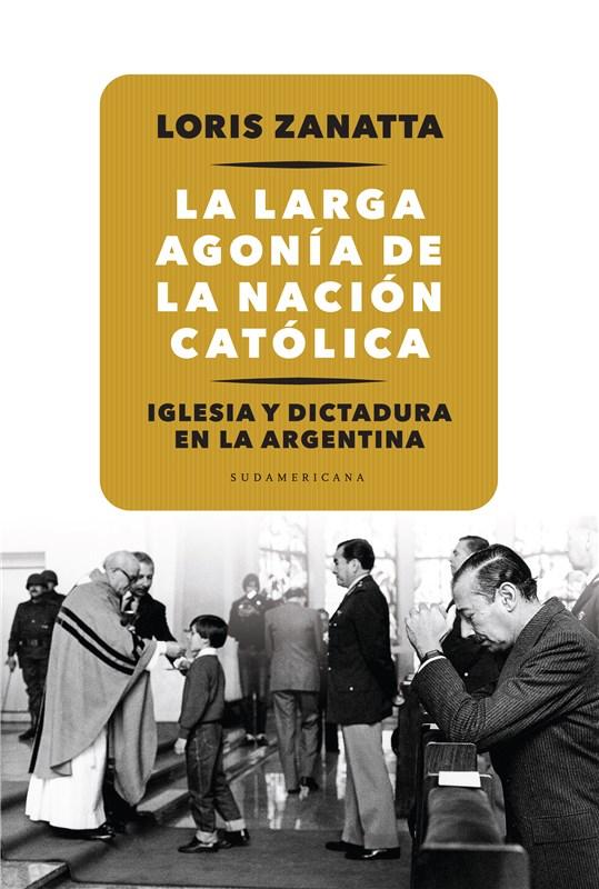 Papel Larga Agonia De La Nacion Catolica, La