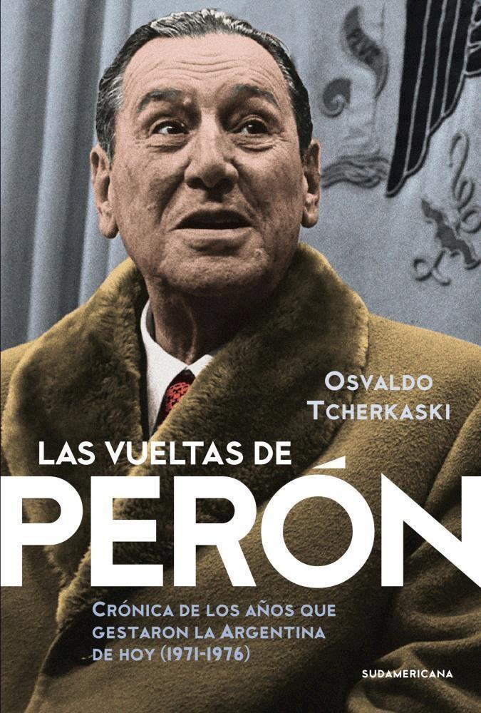 Papel Vueltas De Peron, Las