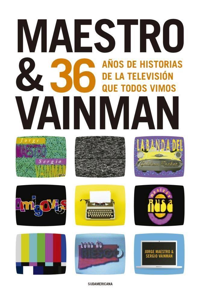 Papel Maestro Y Vainman, 36 Años