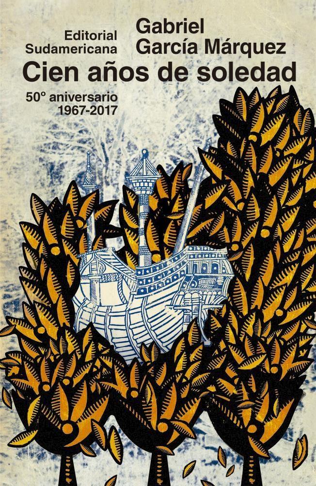 Papel Cien A?Os De Soledad 50 Aniversario