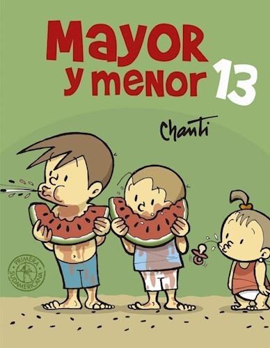 Papel Mayor Y Menor 13