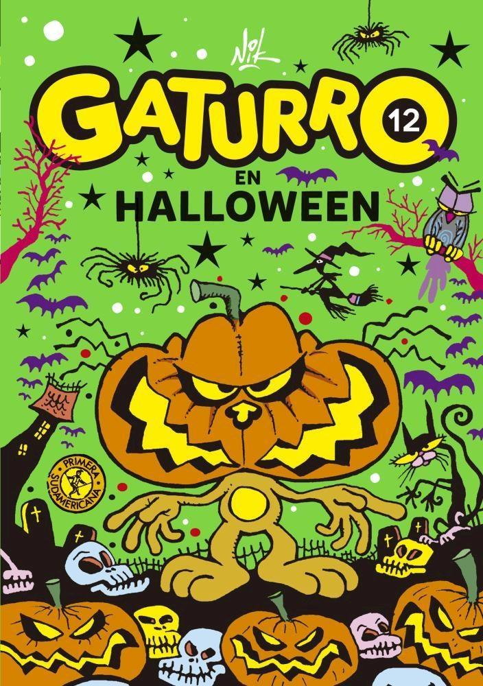 Papel Gaturro 12.Gaturro En Halloween