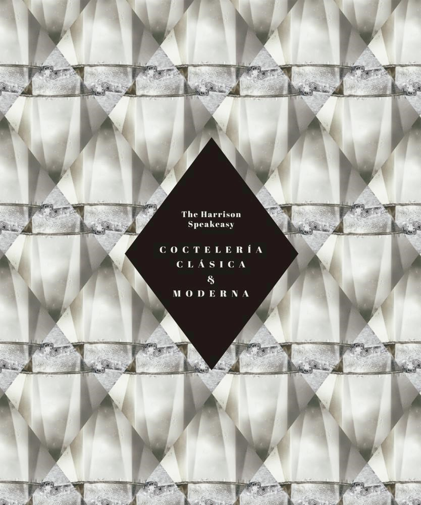 Papel Harrison Speakeasy, The. Cocteleria Clasica Y Moderna