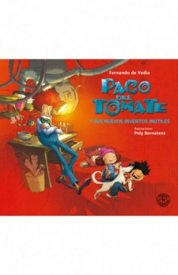 Papel Paco Del Tomate Y Sus Nuevos Inventos(4)