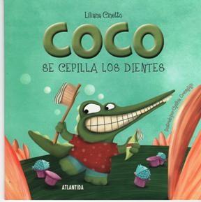 Papel Coco Se Cepilla Los Dientes