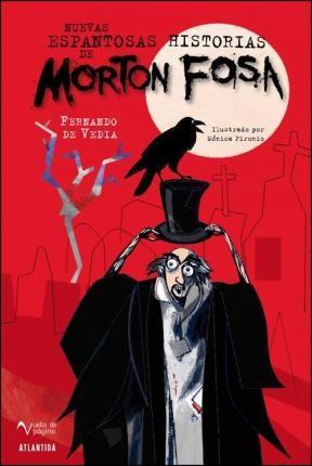 Papel Nuevas Espantosas Historias De Morton Fosa