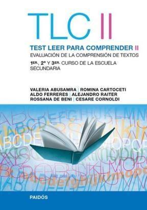 Papel Tlc-Ii Test Leer Para Comprender Ii