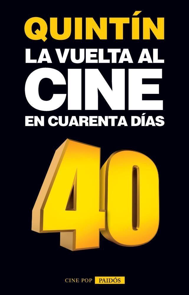 Papel Vuelta Al Cine En Cuarenta Dias , La