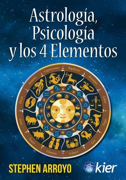Papel Astrología, Psicología Y Los 4 Elementos