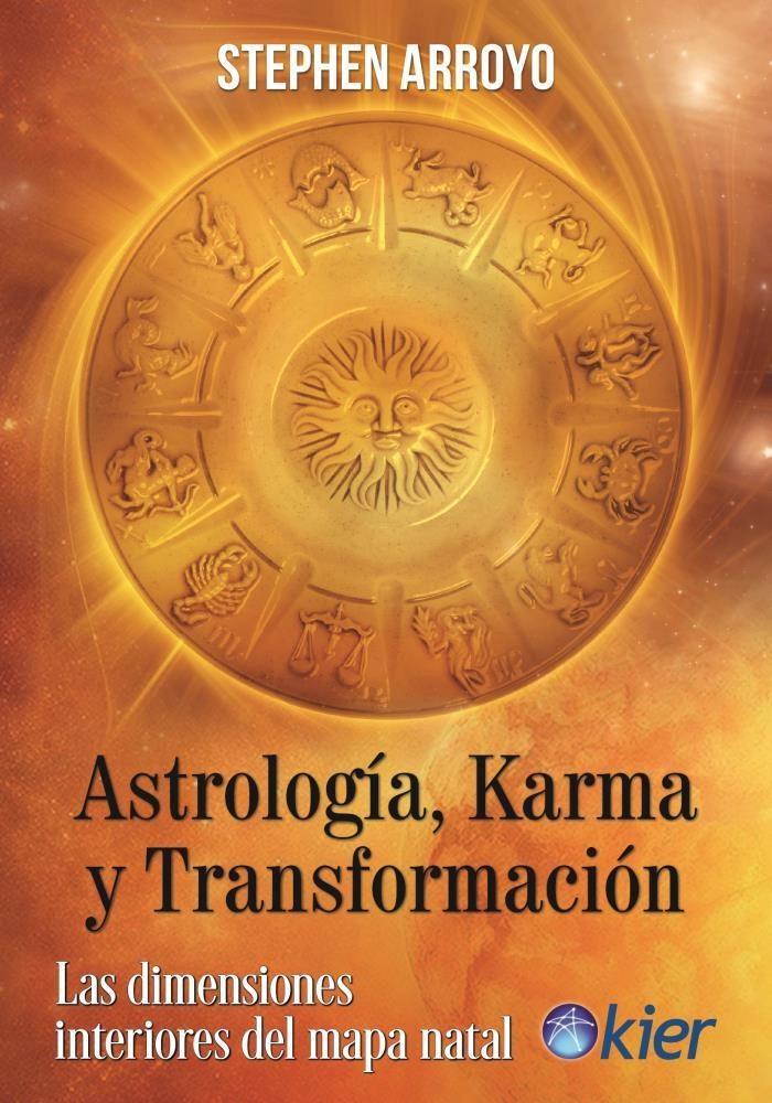 Papel Astrologia , Karma Y Transformacion