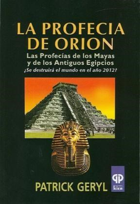 Papel Zzz-Profecia De Orion, La