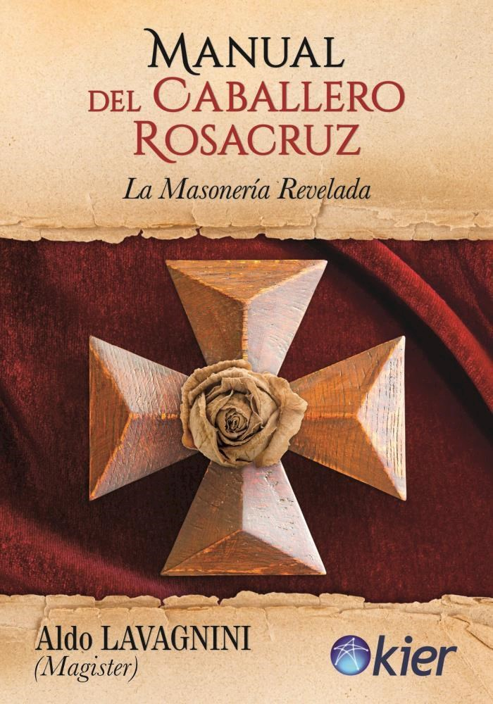 Papel Manual Del Caballero Rosacruz