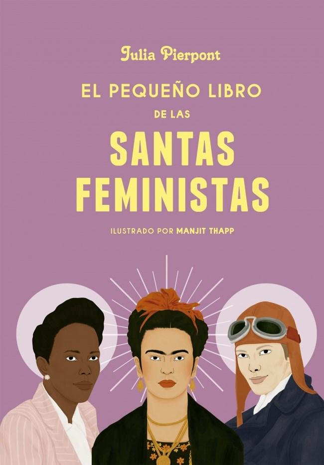 Papel Peque?O Libro De Las Santas Feministas