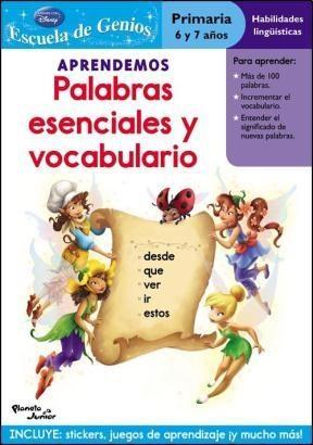 Papel Aprendemos Palabras Esenciales Y Vocabulario Hadas