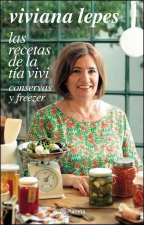 Papel Recetas De La Tia Vivi, Las