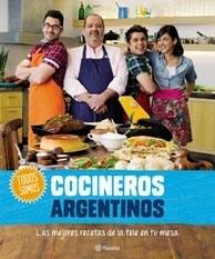 Papel Todos Somos Cocineros Argentinos